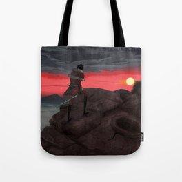 Kyror sunset Tote Bag