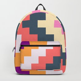 Friendship Bracelet Backpack