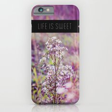 life is sweet. iPhone 6s Slim Case