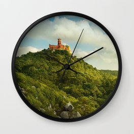 Pena Forest Wall Clock