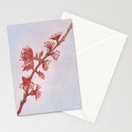 Almond Branch Stationery Cards