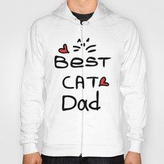 Best cat dad Hoody
