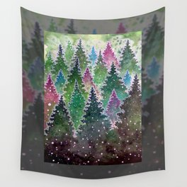 Northern Forest Wall Tapestry