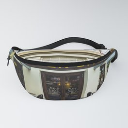 Chocolate Bar Shop Fanny Pack