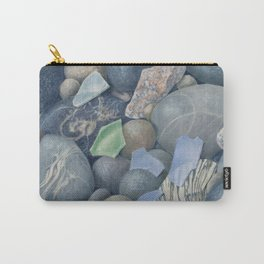 Sea Glass IV Carry-All Pouch