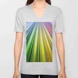 Shine Unisex V-Neck