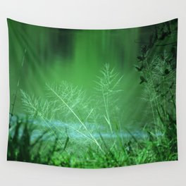 Down by the River Wall Tapestry