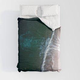 Ocean Walk III Comforters