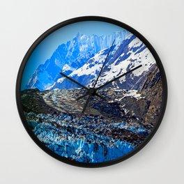 Glacier Bay National Park Wall Clock