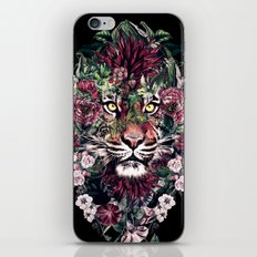 Tiger III iPhone & iPod Skin