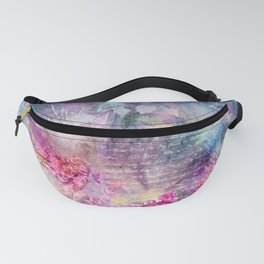 Composition in Pastel Fanny Pack