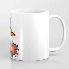 Sonic stole Eggmans property! Coffee Mug