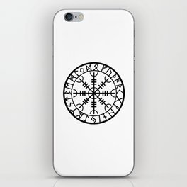 Norse - Helm of Awe iPhone Skin