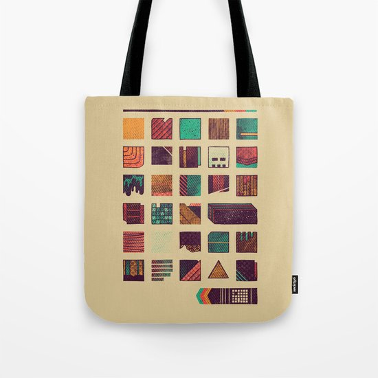 Swatches Tote Bag