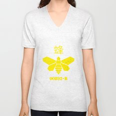 Heisenberg - Breaking Bad 892B Golden Moth Unisex V-Neck