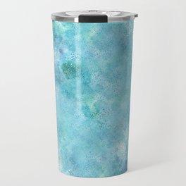 Blue Galaxy Travel Mug