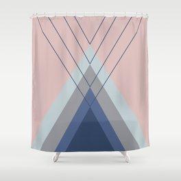 Iglu Pastel Shower Curtain