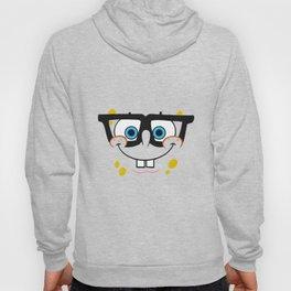 Spongebob Nerd Face Hoody