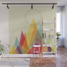 Holy Mountain Wall Mural