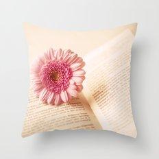 Under My Spell Throw Pillow