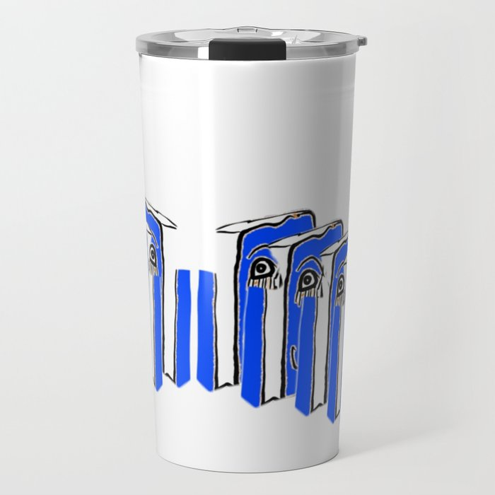 'Reunion' Travel Mug
