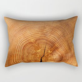 Rings Rectangular Pillow