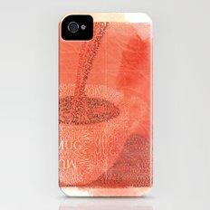 WakeUp! Slim Case iPhone (4, 4s)