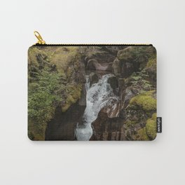 Avalanche Gorge - Glacier NP Carry-All Pouch