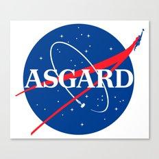 Asgard Insignia Canvas Print