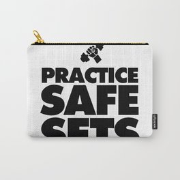 Practice Safe Sets Carry-All Pouch