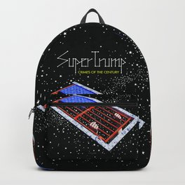 SuperTrump - Crimes of the century Backpack