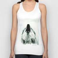 howl Tank Tops featuring HOWL by Joelle Poulos