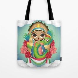 Gods of Mexico Tote Bag