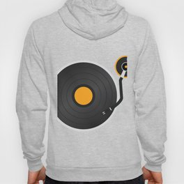 Vinyl Vintage Record Rave T-Shirt for Men and Wome Hoody