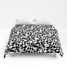 Skank Black Comforters