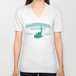 Samezuka - Whale Shark Unisex V-Neck