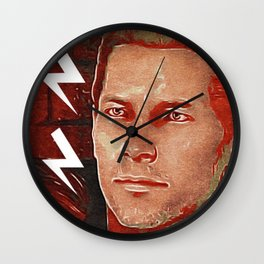 Commander Cullen: Dragon Age Wall Clock