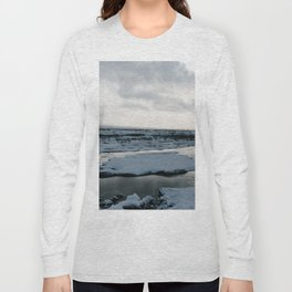 Iceland River Long Sleeve T-shirt