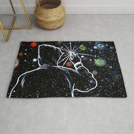 Write Universe -Galaxy Rug