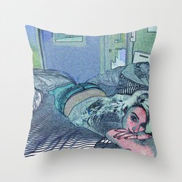 bella Throw Pillow