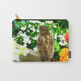 Birds Garden Patio Carry-All Pouch