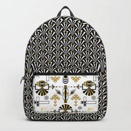 Art Deco Backpack