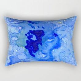Midnight Medusa Rectangular Pillow