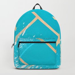 Leaf - paint Backpack