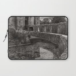The Castle Moat Laptop Sleeve