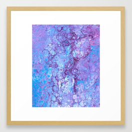 Grape Jelly Framed Art Print