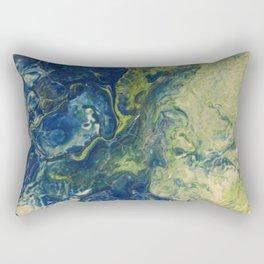 Mother Gaea Rectangular Pillow
