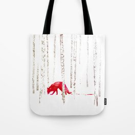 There's nowhere to run Tote Bag