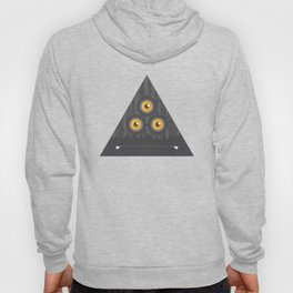 3eyes/3sides Hoody