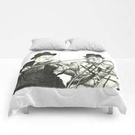 Laurel and Hardy Comforters
